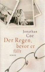 coe,jonathan,la pluie avant qu'elle tombe,roman,littérature anglaise,secrets de famille,culture