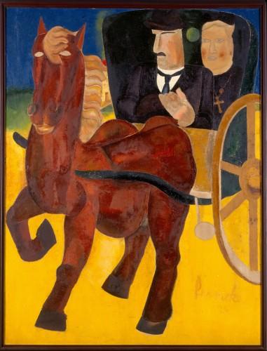 permeke,constant,exposition,bruxelles,peinture,expressionnisme,flandre,belgique,nus,portraits,paysages,de cordier,dumas,culture