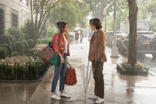 woody allen,un jour de pluie à new york,film,2019,cinéma,new york,jeunesse,amour,dialogues,culture