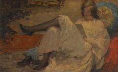 Willy Van Riet (1882-1927) Aux pays des rêves.jpg