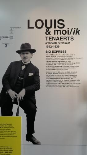 louis tenaerts,architecte,exposition,centre culturel de schaerbeek,1030,art déco,habitations,patrimoine,schaerbeek,bruxelles,culture