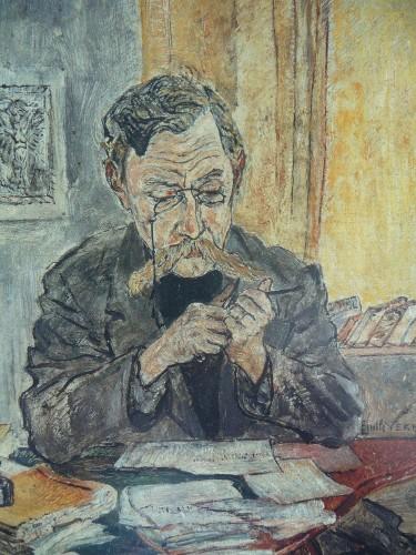 Ensor Portrait de Verhaeren (détail).JPG