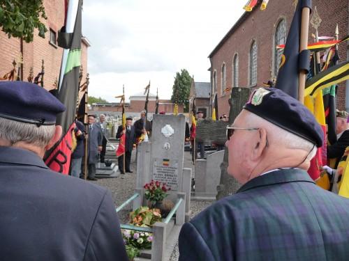 Cérémonie d'hommage à Hilaire Gemoets le 3 septembre 2009 (5).JPG