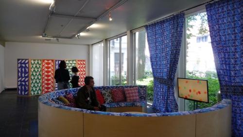 from china to taiwan,les pionniers de l'abstraction,chine,taiwan,1955-1985,peinture,abstraction,zao wou-ki,musée d'ixelles,exposition,été 2017,elie borgrave,jean coquelet,photographie,nu féminin,olivia hernaïz,installation,art contemporain,culture