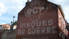 slogan,publicité,années 40,evere,rue walckiers,monument,peinture murale,bruxelles,belgique,guerre,culture