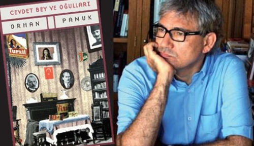 pamuk,cevdet bey et ses fils,roman,littérature turque,istanbul,saga,famille,sens de la vie,société,culture