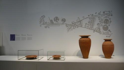 louvre lens,exposition,les étrusques et la méditerranée,cerveteri,archéologie,vases,tombes,architecture,sarcophage,art,culture