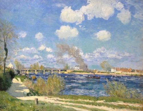 sisley,exposition,aix-en-provence,impressionnisme,paysage,lumière,ciel,eau,art,beauté,culture