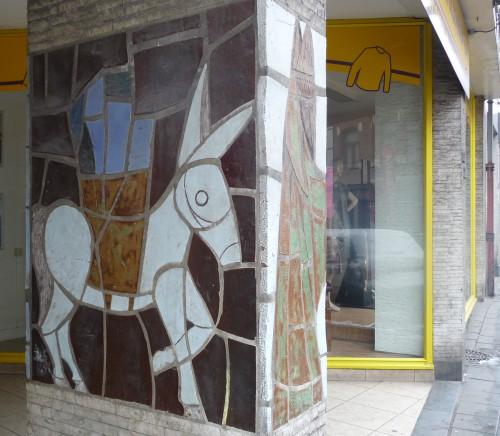 saint nicolas,âne,fête,calendrier,noël,cadeaux,schaerbeek,culture