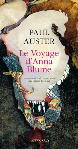auster,le voyage d'anna blume,au pays des choses dernières,roman,littérature américaine,chaos,survie,écriture,culture