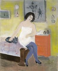 alice frey,peintre belge,peinture,ostende,ca ira,neuhuys,culture,nouvel an
