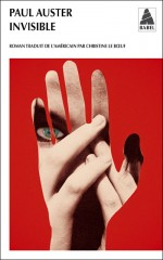 auster,invisible,roman,littérature anglaise,etats-unis,poésie,écriture,culture