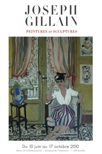 Gillain Affiche Annie à la jupe rayée.jpg