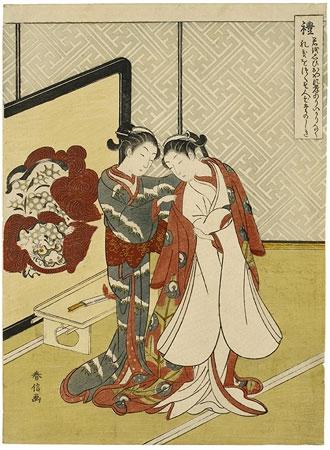 Ukiyo-e Harunobu la bienséance.jpg