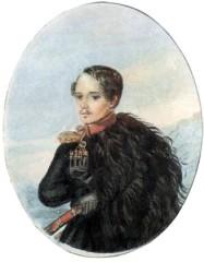 Lermontov Autoportrait (wikimedia commons).jpg