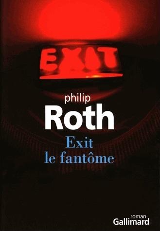 roth,pilip,exit le fantôme,roman,littérature anglaise,etats-unis,vieillesse,désir,culture