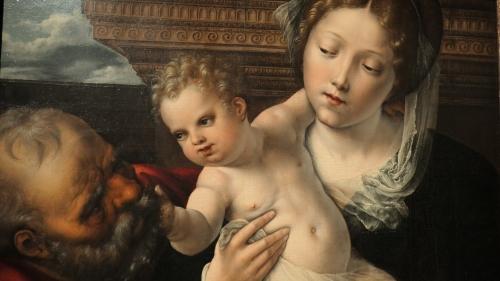 bernard van orley,bruxelles,renaissance,exposition,bozar,peinture,tapisserie,portrait,xvie siècle,religion,histoire,culture,charles-quint,marguerite d'autriche