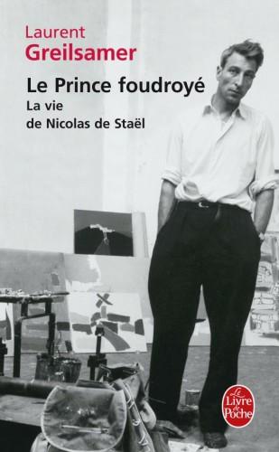 Le Prince foudroyé, couverture du livre de poche.jpg