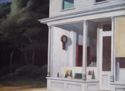 Hopper Sept heures du matin (détail).jpg