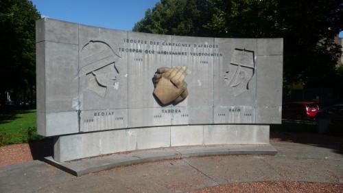 résistance,guerre,mémoire,patrimoine,schaerbeek,visite guidée,patris,monuments,témoignages,culture