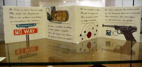 les très riches heures du livre pauvre,exposition,bibliotheca wittockiana,bruxelles