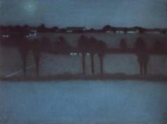 Degouve de Nuncques, Effet de nuit.jpg