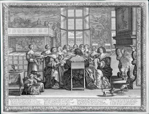 Le déjeuner des dames (école d'Abraham Bosse).jpg