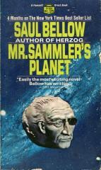 bellow,saul,la planète de mr. sammler,roman,littérature américaine,new york,shoah,juif,culture
