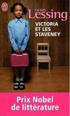 lessing,doris,victoria et les staveney,roman,littérature anglaise,racisme,éducation,apprentissage,culture