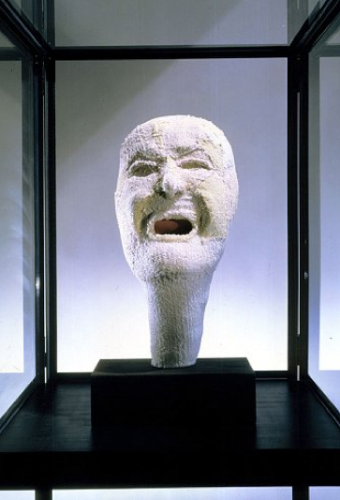 Hustvedt Louise-Bourgeois-Rejection-2001-Fabric-lead-and-steel-63.5-x-33-x-30.5-centimeters.png