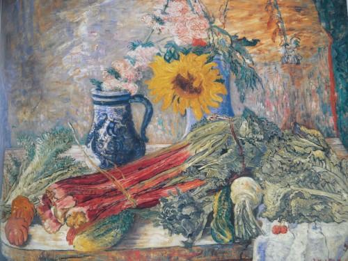 Ensor Fleurs et légumes.JPG
