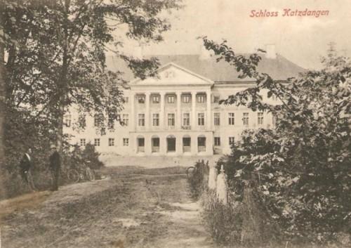 kauffmann,courlande,récit,littérature française,lettonie,histoire,châteaux,barons baltes,voyage,culture