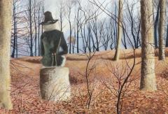 Spilliaert Le poète dans la forêt vu de dos.jpg