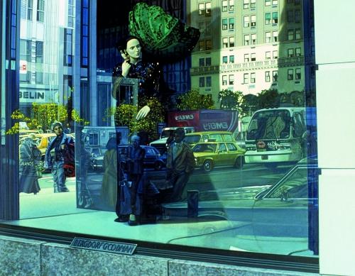 photoréalisme,exposition,musée d'ixelles,bruxelles,peinture,hyperréalisme,peinture américaine,juan d'oultremont,rien ne va plus,tableaux d'une exposition,moussorgski,pochette,palette,installation,art contemporain,culture