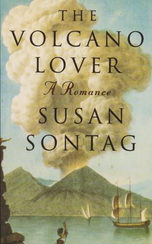 sontag,susan,l'amant du volcan,roman,littérature anglaise,etats-unis,naples,dix-huitième siècle