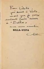 colette,la lune de pluie,nouvelle,littérature française,extrait,culture