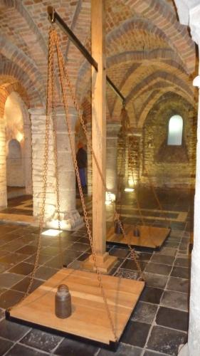 renaix,ronse,flandre,facilités,église saint hermès,crypte,balade,culture