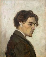 Tchekhov peint par son frère Nikolaï Tchekhov.jpg