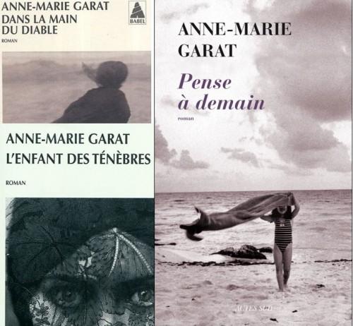 garat,pense à demain,roman,littérature française,trilogie,xxe siècle,1963,culture