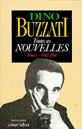 buzzati,toutes ses nouvelles,1942,littérature italienne,culture