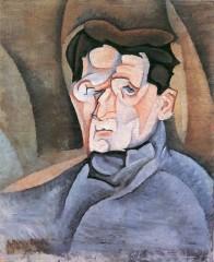 Juan Gris, Portrait de Maurice Raynal.jpg