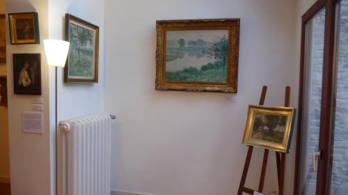 autour de l'impressionnisme,exposition,bruxelles,peintres belges,xixe,association du patrimoine artistique,impressionnisme,peinture,culture