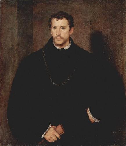 Titien, Portrait d'un jeune homme (Le jeune Anglais) 1545.jpg