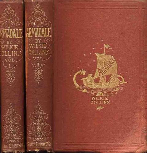 wilkie collins,armadale,roman,littérature anglaise,suspense,malédiction,héritage,vengeance,culture