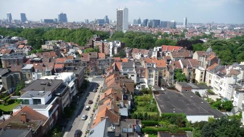 schaerbeek,urbanisme,photos,panorama,quartiers,logement,bureaux,espaces verts,culture