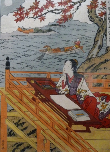 Ukiyo-e Harunobu La fidélité.JPG
