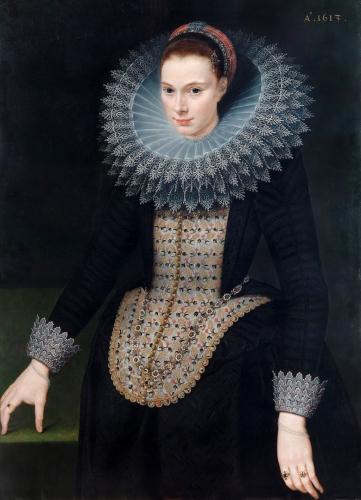 Portrait d'une jeune femme 1613.jpg