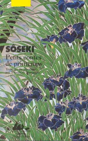 sôseki,natsume,petits contes de printemps,littérature japonaise,conte,culture