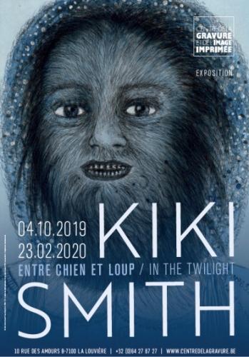 kiki smith,entre chien et loup,exposition,la louvière,centre de la gravure,corps,nature,vivant,peinture,sculpture,culture