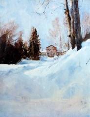 Serov Paysage de neige.jpg